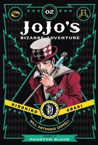 JoJo's Bizarre Adventure: Part 1--Phantom Blood, Vol. 2 (inbunden)