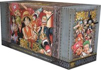 One Piece Box Set 3: Thriller Bark to New World, Volumes 47-70 (häftad)
