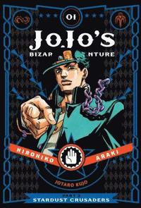 JoJo's Bizarre Adventure: Part 3--Stardust Crusaders, Vol. 1 (inbunden)