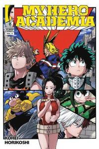 My Hero Academia, Vol. 8 (häftad)