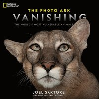 National Geographic The Photo Ark Vanishing (inbunden)