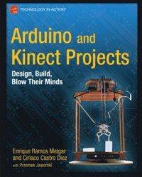 Arduino and Kinect Projects (e-bok)