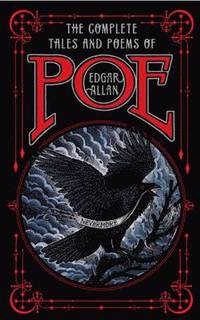 Complete Tales and Poems of Edgar Allan Poe (Barnes &; Noble Collectible Classics: Omnibus Edition) (inbunden)
