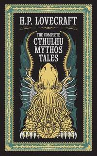 Complete Cthulhu Mythos Tales (Barnes &; Noble Collectible Classics: Omnibus Edition) (inbunden)