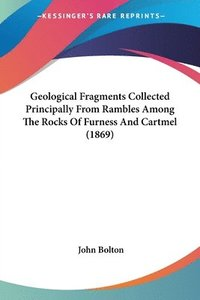 Geological Fragments Collected Principally From Rambles Among The Rocks Of Furness And Cartmel (1869) (häftad)