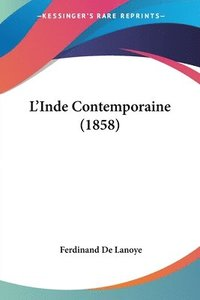 L'Inde Contemporaine (1858) (häftad)