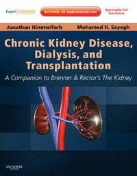 Chronic Kidney Disease, Dialysis, and Transplantation (inbunden)