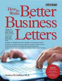 How to Write Better Business Letters (häftad)