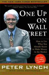 One Up On Wall Street (e-bok)