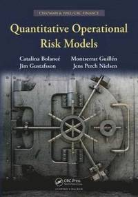 Quantitative Operational Risk Models (inbunden)