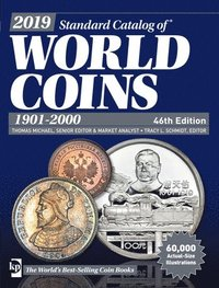 2019 Standard Catalog of World Coins, 1901-2000 (häftad)