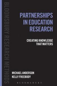 Partnerships in Education Research (häftad)