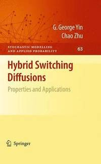 Hybrid Switching Diffusions (inbunden)