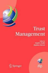 Trust Management (häftad)