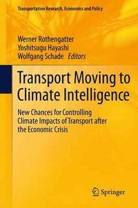 Transport Moving to Climate Intelligence (inbunden)