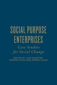 Social Purpose Enterprises - Jack Quarter, Sherida Ryan