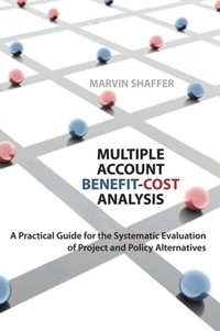 Multiple Account Benefit-Cost Analysis (e-bok)