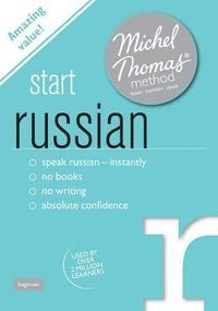 Start Russian (Learn Russian with the Michel Thomas Method) (cd-bok)