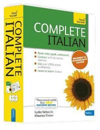 Complete Italian Beginner to Intermediate Book and Audio Course