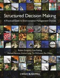 Structured Decision Making (inbunden)