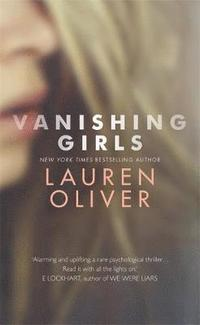 Vanishing Girls (inbunden)