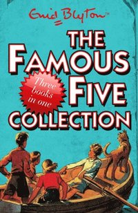 Famous Five Collection 1 (e-bok)
