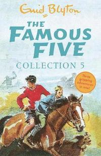 The Famous Five Collection 5 (häftad)