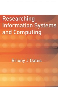 Researching Information Systems and Computing (e-bok)