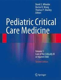 resuscitation and stabilization of the critically ill child wong hector r wheeler derek s shanley thomas p