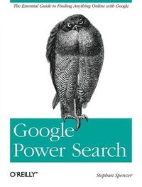 Google Power Search (häftad)