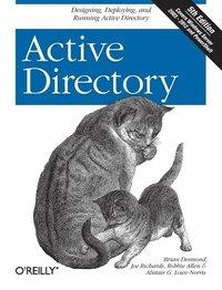Active Directory 5th Edition - Brian Desmond, Joe Richards