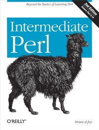 Intermediate Perl (e-bok)