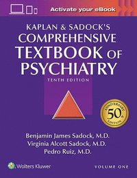 kaplan textbook of psychiatry pdf