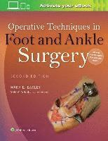 Operative Techniques in Foot and Ankle Surgery (inbunden)