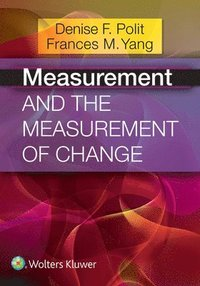 Measurement and the Measurement of Change (häftad)