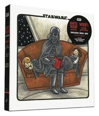 Darth Vader &; Son / Vader's Little Princess Deluxe Box Set (includes two art prints) (Star Wars) (inbunden)