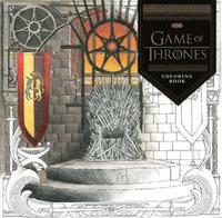HBO`s Game Of Thrones Coloring Book (häftad)