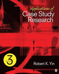 Applications of Case Study Research (e-bok)