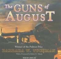 The Guns of August (cd-bok)