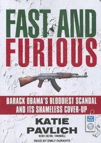 Fast and Furious (cd-bok)