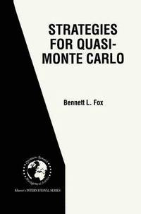 Strategies for Quasi-Monte Carlo (häftad)