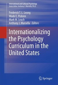 Internationalizing the Psychology Curriculum in the United States (e-bok)