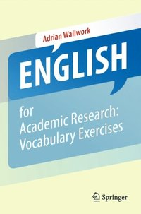 English for Academic Research: Vocabulary Exercises (e-bok)