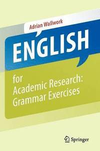 English for Academic Research: Grammar Exercises (häftad)