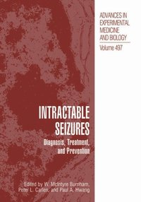 Intractable Seizures (e-bok)