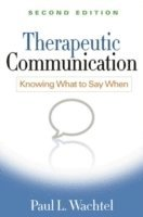 Therapeutic Communication, Second Edition (häftad)