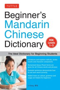Beginner's Mandarin Chinese Dictionary (e-bok)