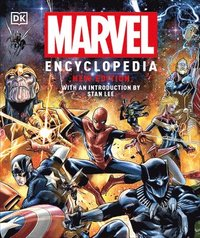 Marvel Encyclopedia, New Edition (inbunden)