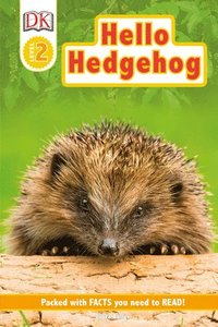 DK Readers Level 2: Hello Hedgehog (häftad)