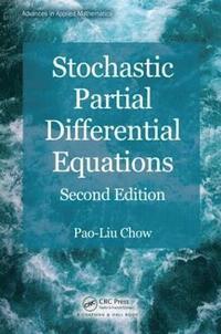 Stochastic Partial Differential Equations av Pao-Liu Chow (Bok)